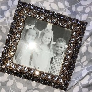 4x4 picture frame.